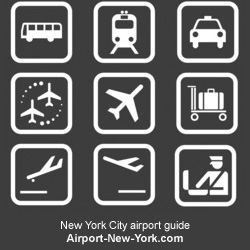 New York City airport guide: Kennedy - Newark - LaGuardia - Transportation & Passengers services