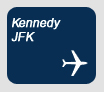 Guide to Kennedy JFK : largest airport serving New York City